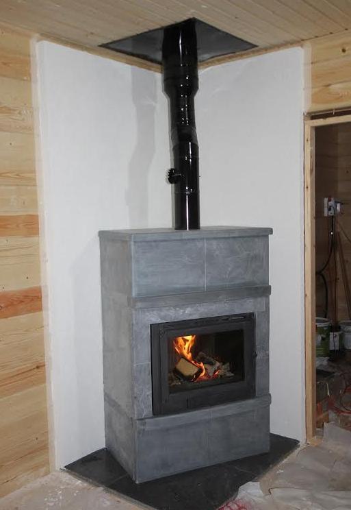 Облицовка каминов nordflam отделка дымохода внутри плиткой фото